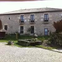 Hotel Casa das Augas Santas en banos-de-molgas