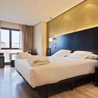 Hotel Abba Reino de Navarra en baranain