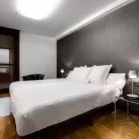 Hotel Apartamentos Mendebaldea Suites en baranain