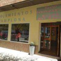 Hotel Alojamientos Pamplona en baranain