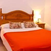 Hotel Hostal Restaurante El Mirador en baraona