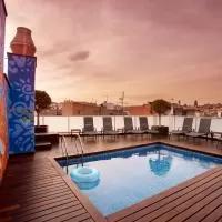 Hotel Ciutat de Barcelona en barcelona