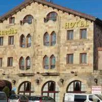 Hotel Hotel Las Ruedas en barcena-de-cicero