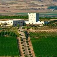 Hotel Chateau Pago De Cirsus en barillas