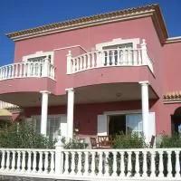 Hotel Villa Las Dunas en barlovento