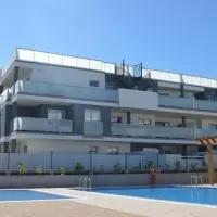 Hotel Penthouse Apartment Tejita Beach en barlovento
