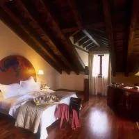 Hotel Hotel El Rancho en basardilla