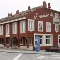 Hotel La Posada del Rancho en basardilla