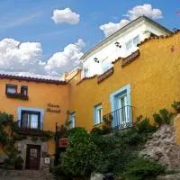 Hotel Hotel Rural Teo en belmonte-de-gracian