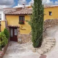 Hotel Casa Rural La Cuadra en belmonte-de-gracian
