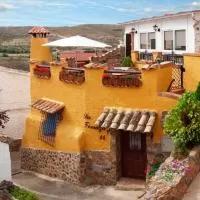 Hotel Casa Rural La Terraza en belmonte-de-gracian