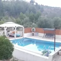 Hotel Nice apartment with swimming pool en benillup