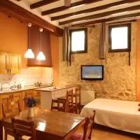 Hotel Casa La Muntanya Rural Guadalest en benimantell