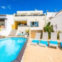 Hotel Costa Blanca Pool House en benimeli