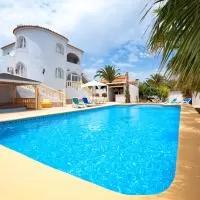 Hotel Villa Maria Camila en benimeli