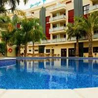 Hotel Daniya Denia Spa & Business en benimeli