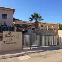 Hotel Jardines de Montemar en benissa
