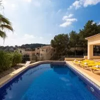 Hotel Villas Guzman - Estefania en benissa
