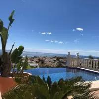 Hotel Villa Lirios en benitachell