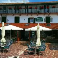 Hotel Hostal Ekaitza en bera-vera-de-bidasoa