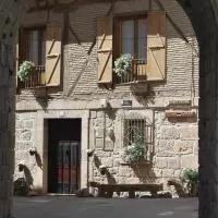 Hotel Areta Etxea en berantevilla
