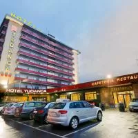 Hotel Tudanca Miranda en berantevilla