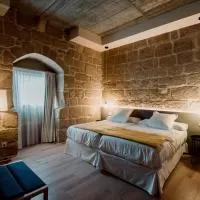 Hotel Palacio Condes de Cirac en berantevilla