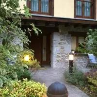 Hotel Casa Rural Korteta en berastegi