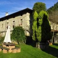 Hotel Agroturismo Izarre en berastegi