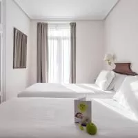 Hotel Sercotel Apartamentos Europa en bergara