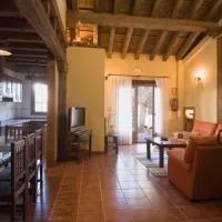 Hotel El Molino de Nieva II en bernardos