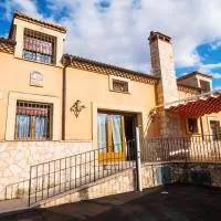 Hotel El Peñasco en bernuy-de-porreros