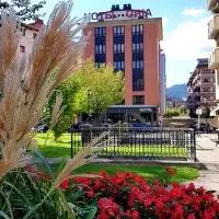 Hotel Hotel Oria en berrobi