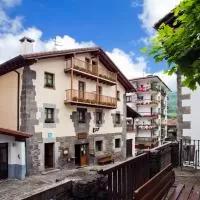 Hotel Hostal Musunzar en betelu