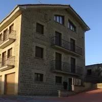 Hotel Apartamentos Eneriz en biurrun-olcoz