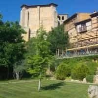 Hotel La Casa del Cura de Calatañazor en blacos