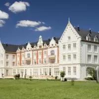 Hotel Balneario Palacio de las Salinas en bobadilla-del-campo