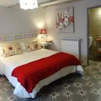 Hotel Apartamentos La Dama Azul en borobia