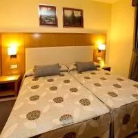 Hotel Hotel Condes De Lemos en boveda