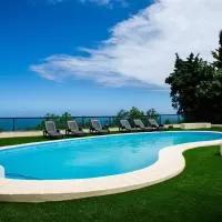 Hotel Galguen Paradise in the island of stars. Villa. en brena-alta
