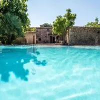Hotel Villa Es Rafal en buger