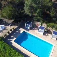 Hotel Alfabia Nou Agroturismo en bunyola