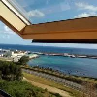 Hotel Vistas panoramicas en piso nuevo en burela
