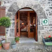 Hotel Casa Tetxe en burgui-burgi