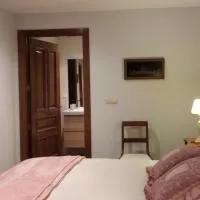 Hotel Kapel Etxea en burgui-burgi