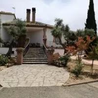Hotel Casa Rural la Amistad en burguillos-de-toledo