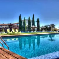 Hotel Villa Nazules Hípica Spa en burguillos-de-toledo