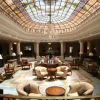 Hotel Eurostars Palacio Buenavista en burguillos-de-toledo