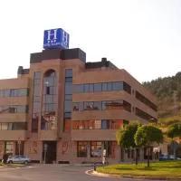 Hotel Hotel Pamplona Villava en burlada-burlata