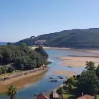 Hotel Las mejores vistas del Urdaibai en busturia